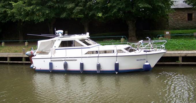Noleggio Houseboat Princess con patente nautica