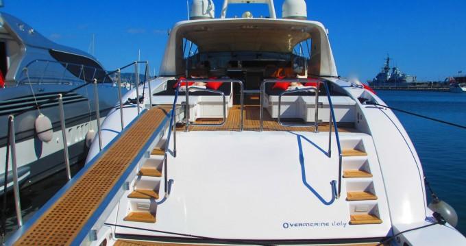 Noleggio yacht a Tétouan – Mangusta Mangusta 80 open su SamBoat