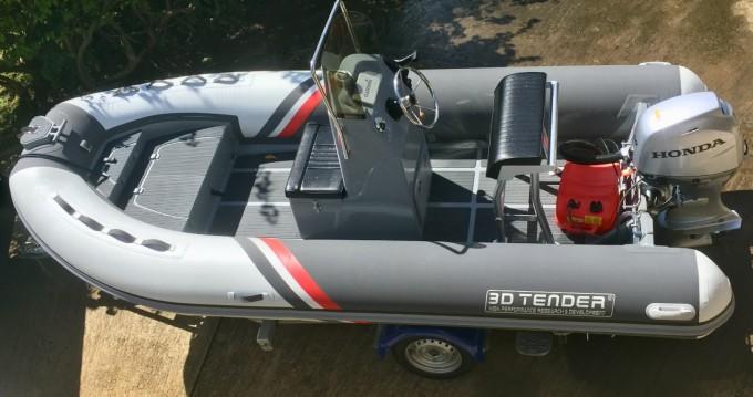 Noleggio barche 3D Tender Stealth RIB 460 a Fort-de-France su Samboat
