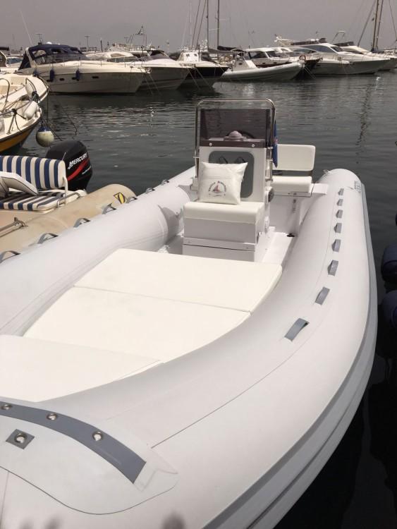Noleggio yacht Napoli - Asso Asso 57C su SamBoat