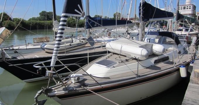 Noleggiare una Westerly 38 Oceanranger a Marina di Grosseto