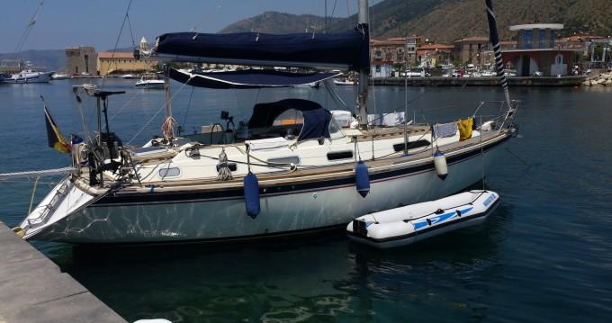 Westerly 38 Oceanranger tra privati e professionisti a Marina di Grosseto