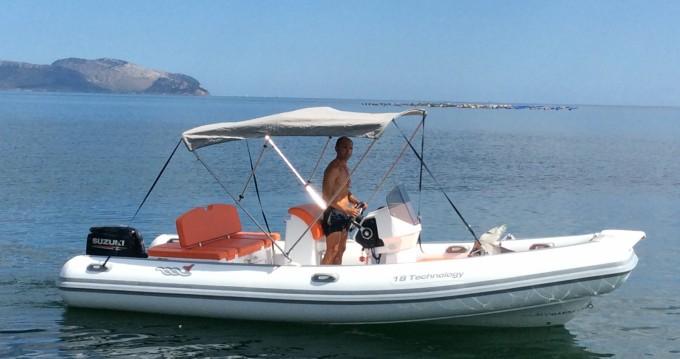 Noleggio yacht a Olbia – Motonautica-Vesuviana 18 technology su SamBoat