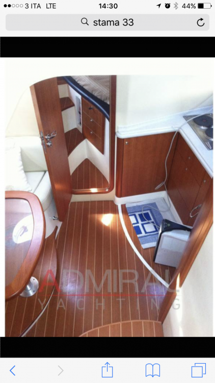 Noleggio Barca a motore con o senza skipper Stama Castellammare del Golfo