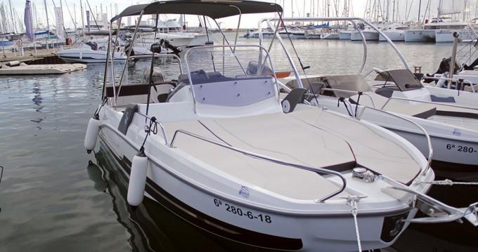 Noleggio Barca a motore con o senza skipper Bénéteau a Port de Estartit