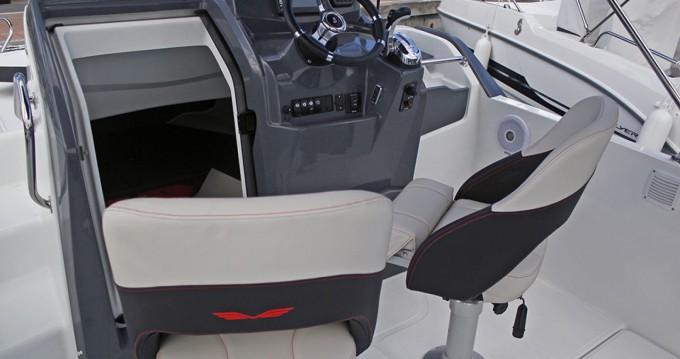 Noleggio barche Port de Estartit economico Flyer 6.6 SUNdeck
