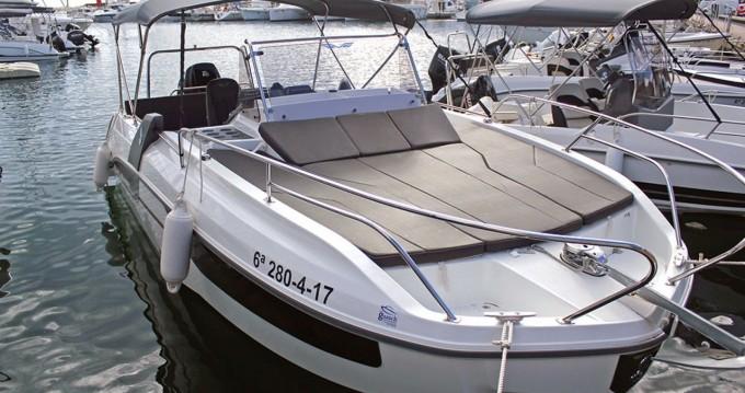 Noleggio barche Bénéteau Flyer 7.7 SUNdeck a l'Estartit su Samboat