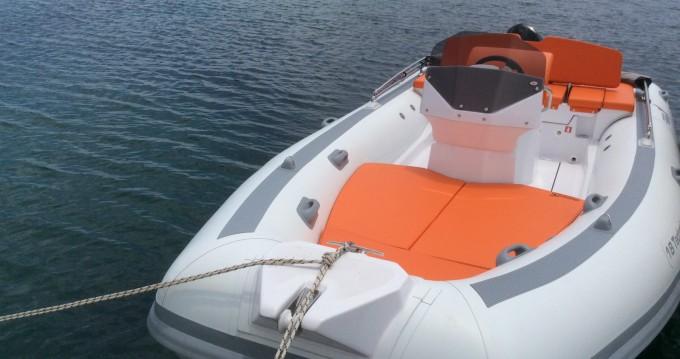 Noleggio Gommone con o senza skipper Motonautica-Vesuviana a Olbia