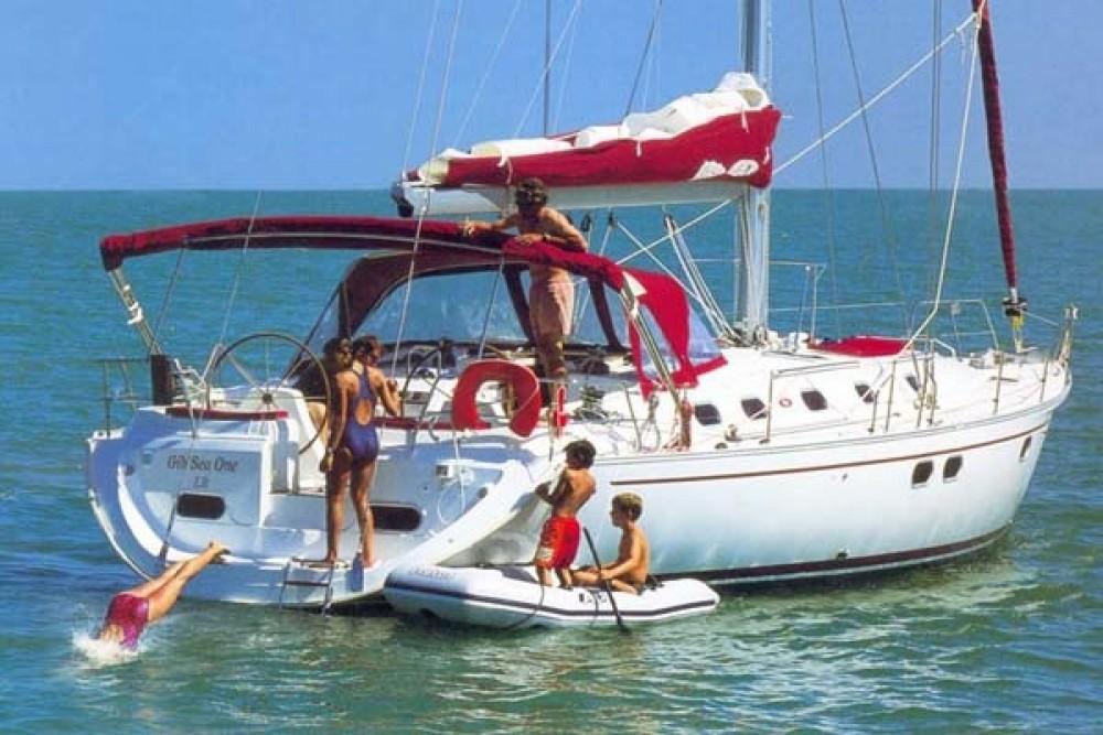 noleggio Barca a vela Golfe-Juan - Dufour Gib Sea 51