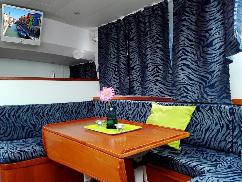 Houseboat a noleggio Chioggia al miglior prezzo