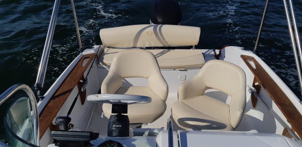 Noleggio barche Arcachon economico Key Largo 20