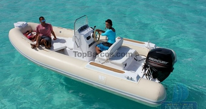 Noleggio yacht a Vrsar-Orsera – Tiger SPORTLINE 550 su SamBoat