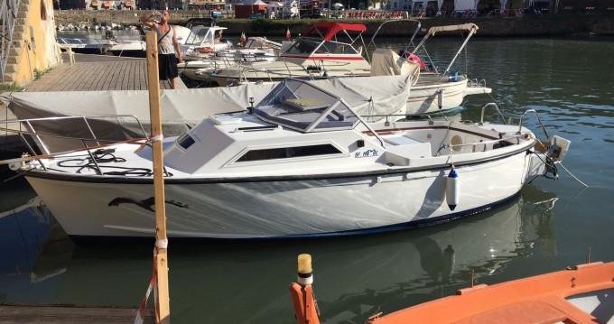 Noleggio Barca a motore vegliatura con patente nautica