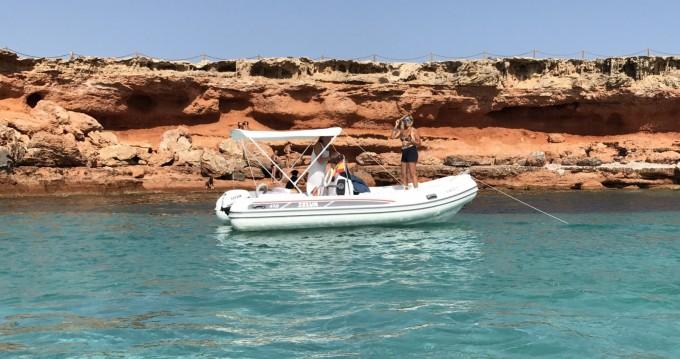 Noleggio barche Selva Selva D470 AUXILIAR O TENDER a Ibiza Town su Samboat