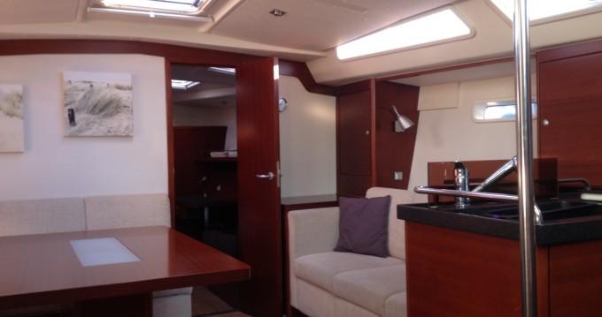 Noleggio Barca a vela a Bandol – Hanse Hanse 470