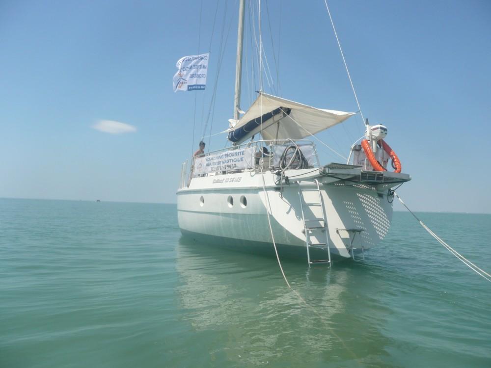 Noleggio Barca a vela con o senza skipper Gallart La Rochelle