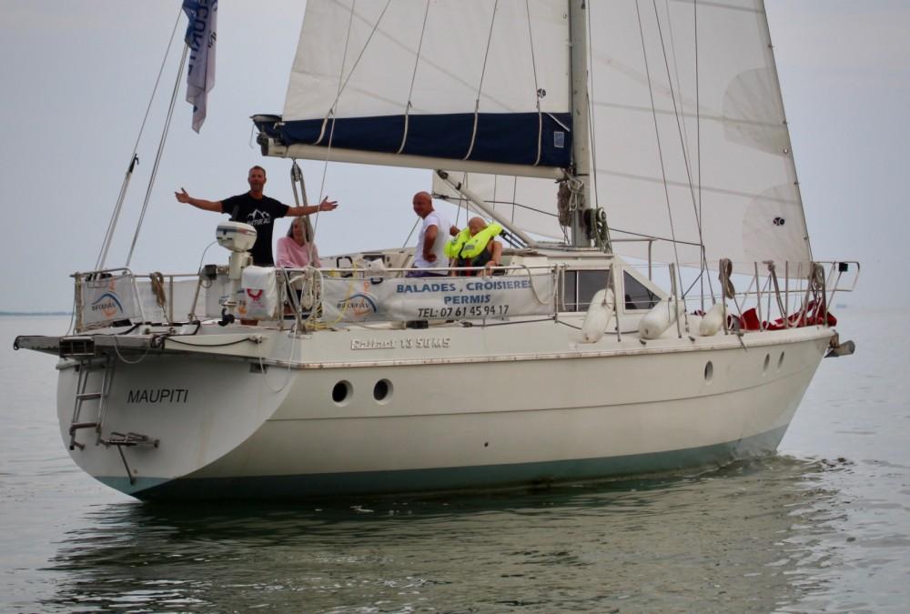 Noleggio Barca a vela Gallart con una patente