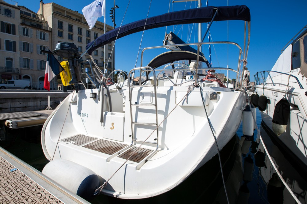 noleggio Barca a vela Marsiglia - Bénéteau Oceanis 45