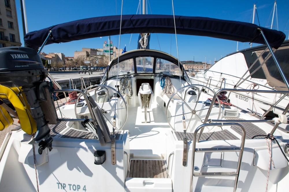 Noleggio barche Marsiglia economico Oceanis 45