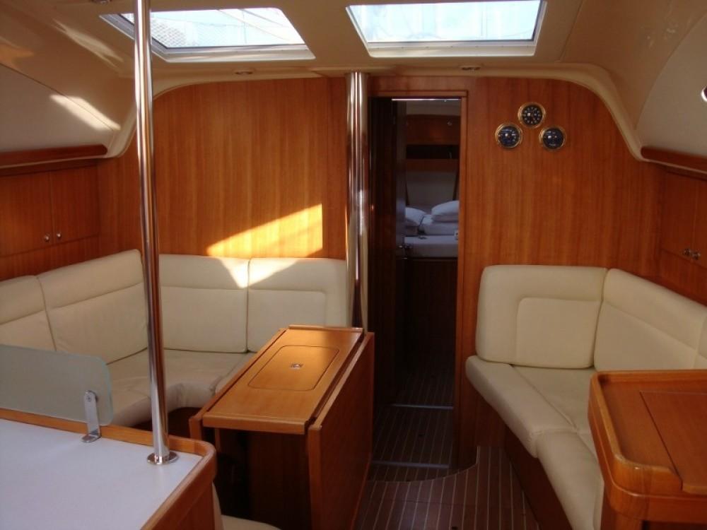 Noleggio Barca a vela con o senza skipper Elan Trapani