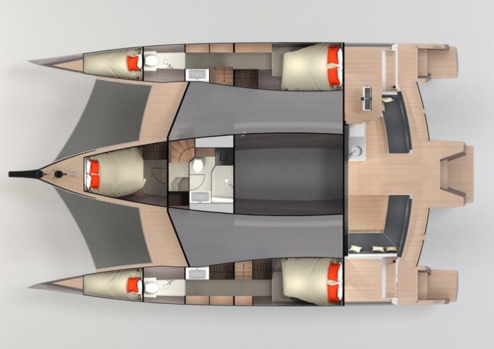 Noleggio yacht Le Marin - Neel Neel 51 su SamBoat