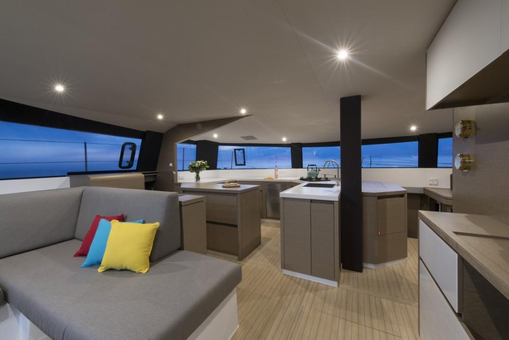 noleggio Catamarano Le Marin - Neel Neel 51