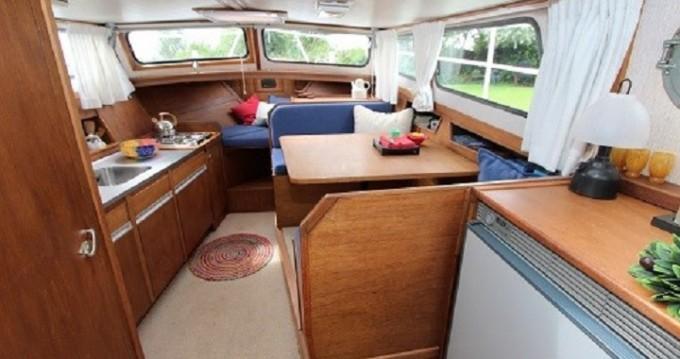 Noleggio Houseboat con o senza skipper Van Pelt Kruiser a Moret-sur-Loing