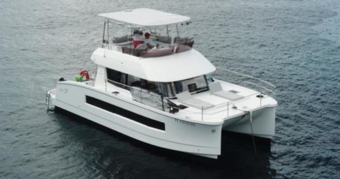 Noleggio Barca a motore a Le Marin – Fountaine Pajot My 37