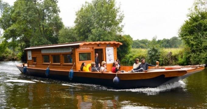 Noleggio barche Custom Made Toue de Loire a Nantes su Samboat