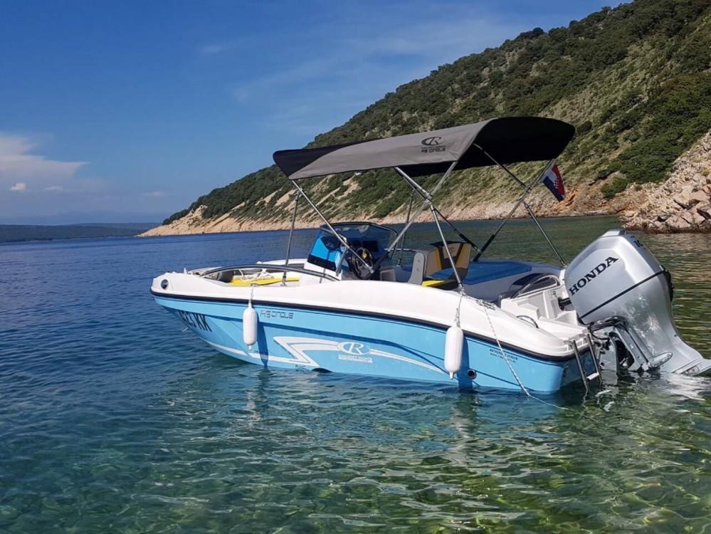 Noleggio barche Rancraft RS5 Veglia su Samboat