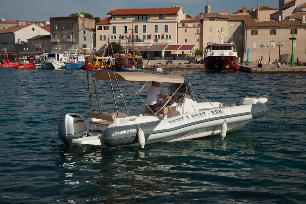 noleggio Gommone Veglia - Marlin Boat Dynamic 790
