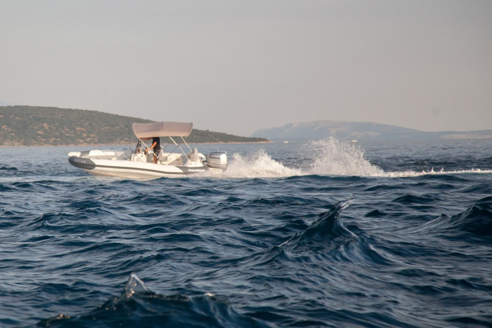 noleggio Gommone Veglia - Marlin Boat Dynamic 630