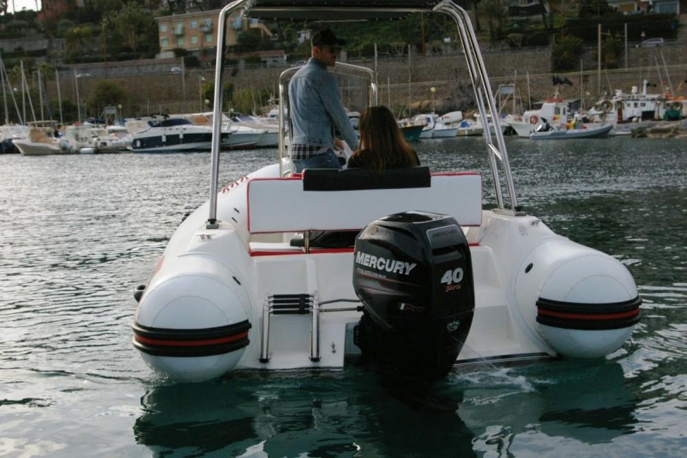 Noleggio barche Arkos 21 Sanremo su Samboat