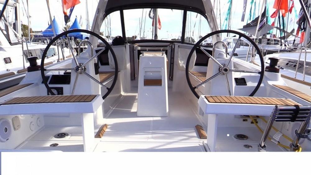 Noleggio yacht Carloforte - Bénéteau Oceanis 35.1 su SamBoat