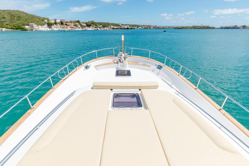 Noleggio barche San Vito Lo Capo economico 150