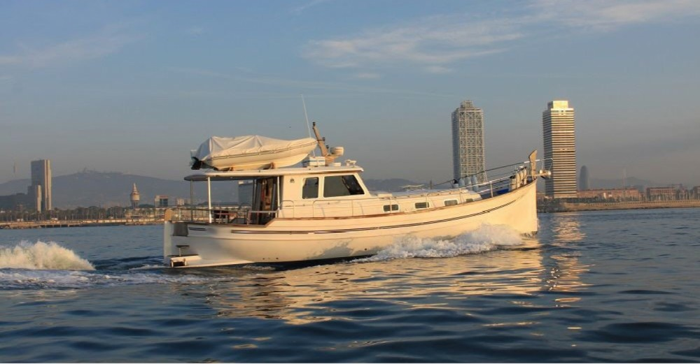noleggio Yacht San Vito Lo Capo - Menorquin Yachts 150