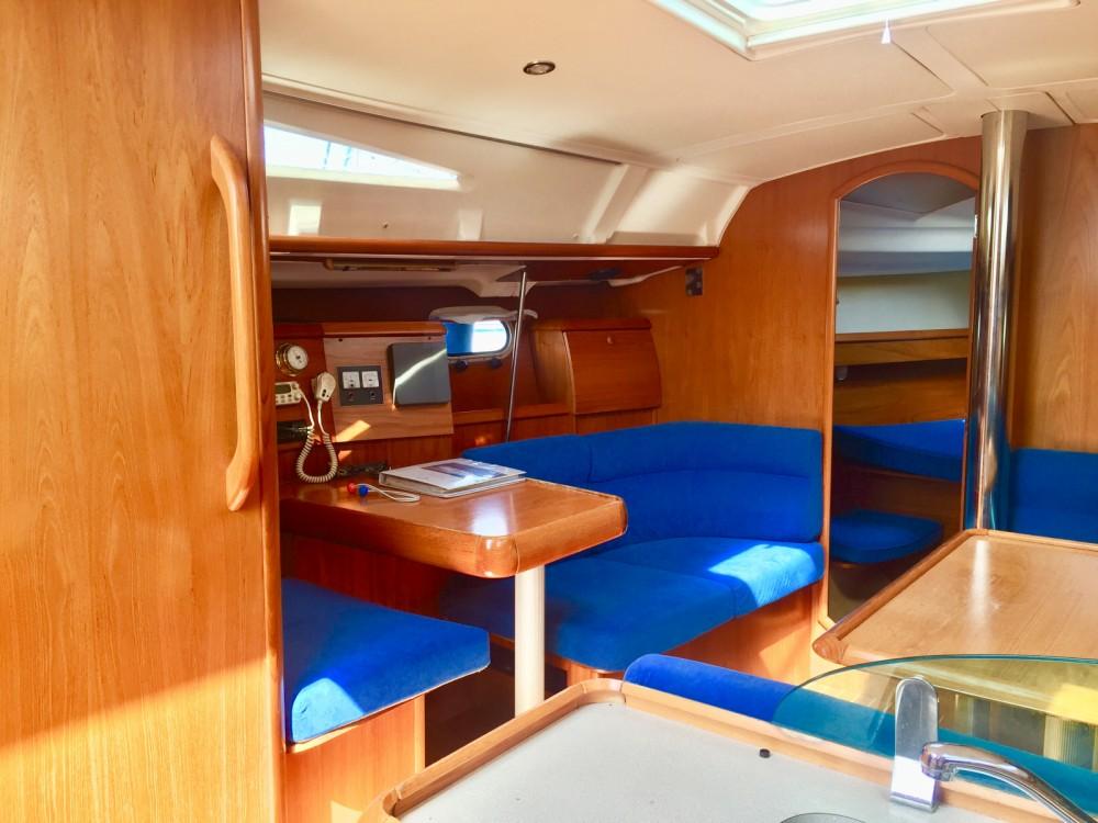 Noleggio barche Marsala economico Sun Odyssey 40.3