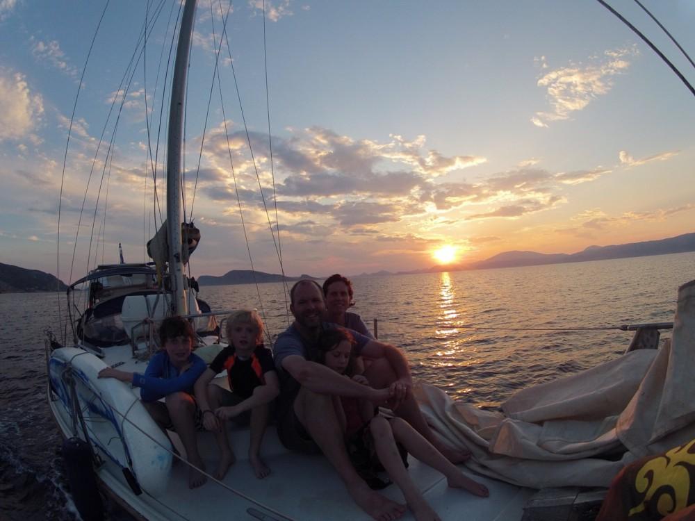 Noleggio Barca a vela con o senza skipper Jeanneau Athènes