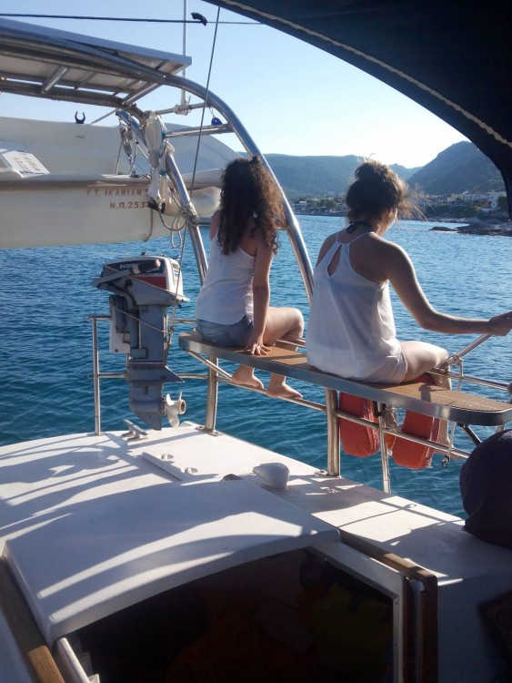 Jeanneau Gin Fizz tra personale e professionale Athènes