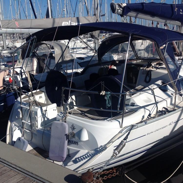 Noleggio Barca a vela con o senza skipper Jeanneau Hyères