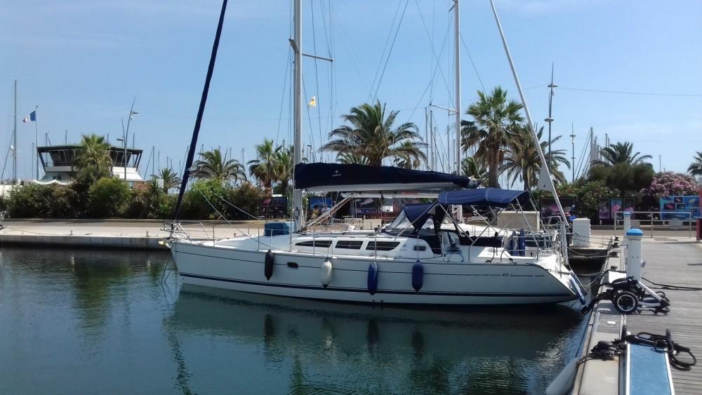 noleggio Barca a vela Hyères - Jeanneau Sun Fast 40.3