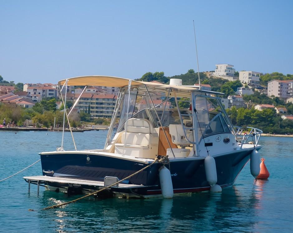 Noleggio Barca a motore con o senza skipper Albemarle Traù