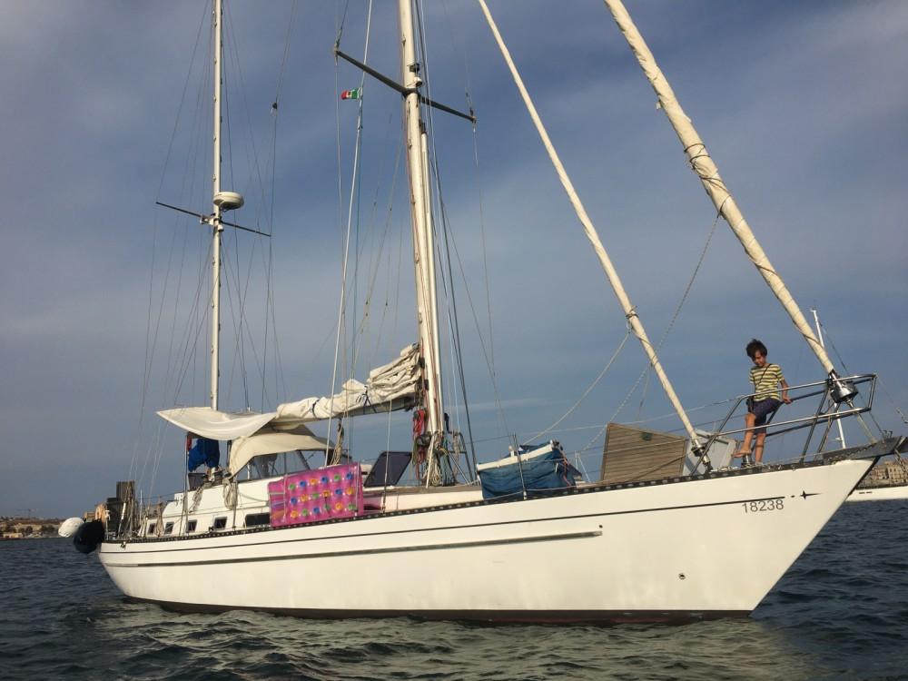 Noleggio Barca a vela CT-47 con una patente