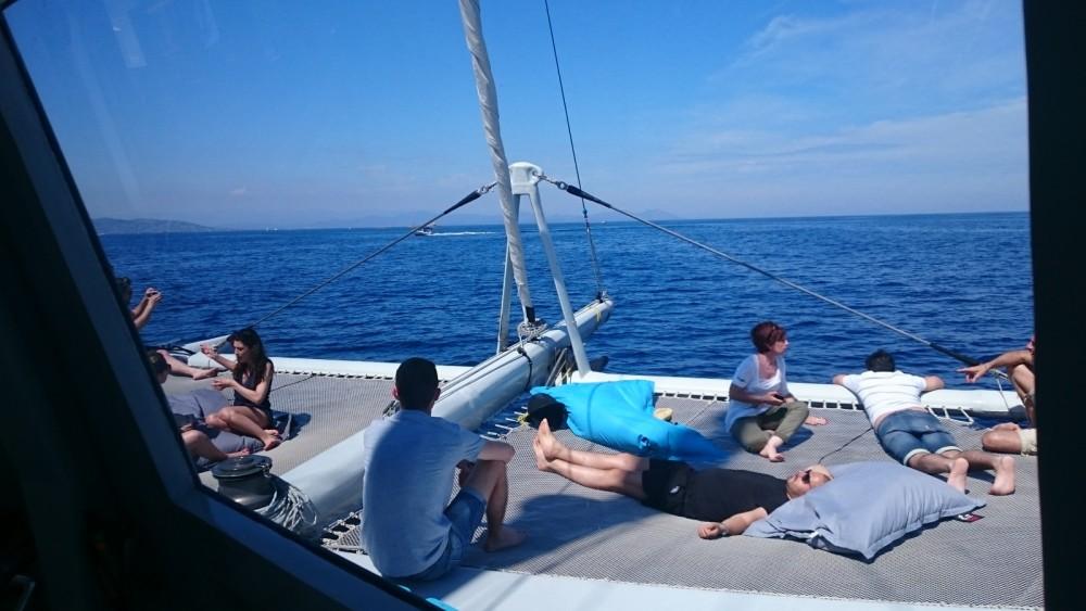 Noleggiare un'Maxi Catamaran NC Le Marin