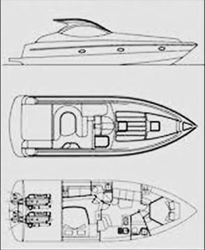 Barca a motore a noleggio a Talamone al miglior prezzo