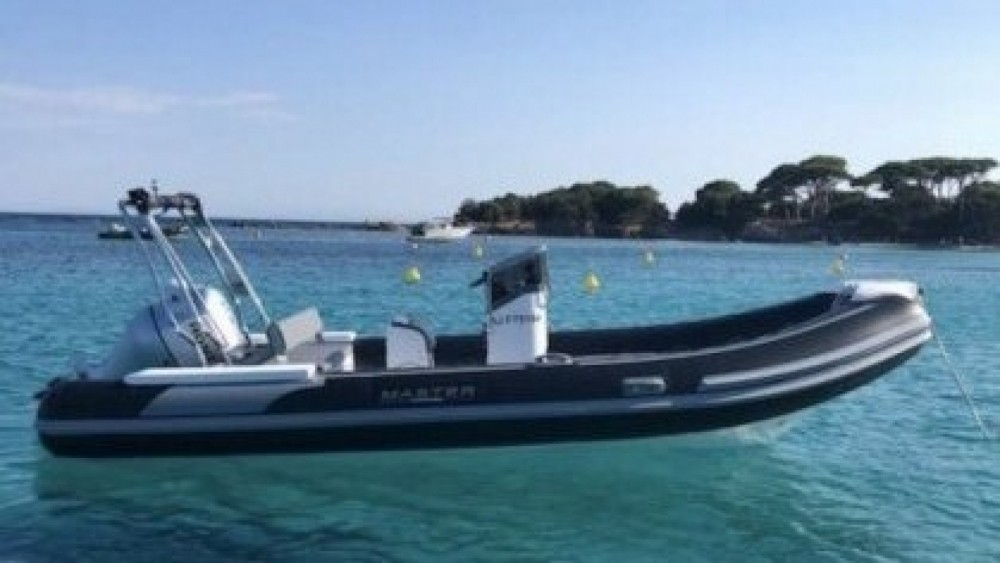 Noleggio yacht Porto-Vecchio - Master Gommoni Master 650 su SamBoat