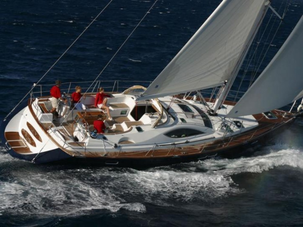 Noleggio Barca a vela con o senza skipper Jeanneau Calliaqua