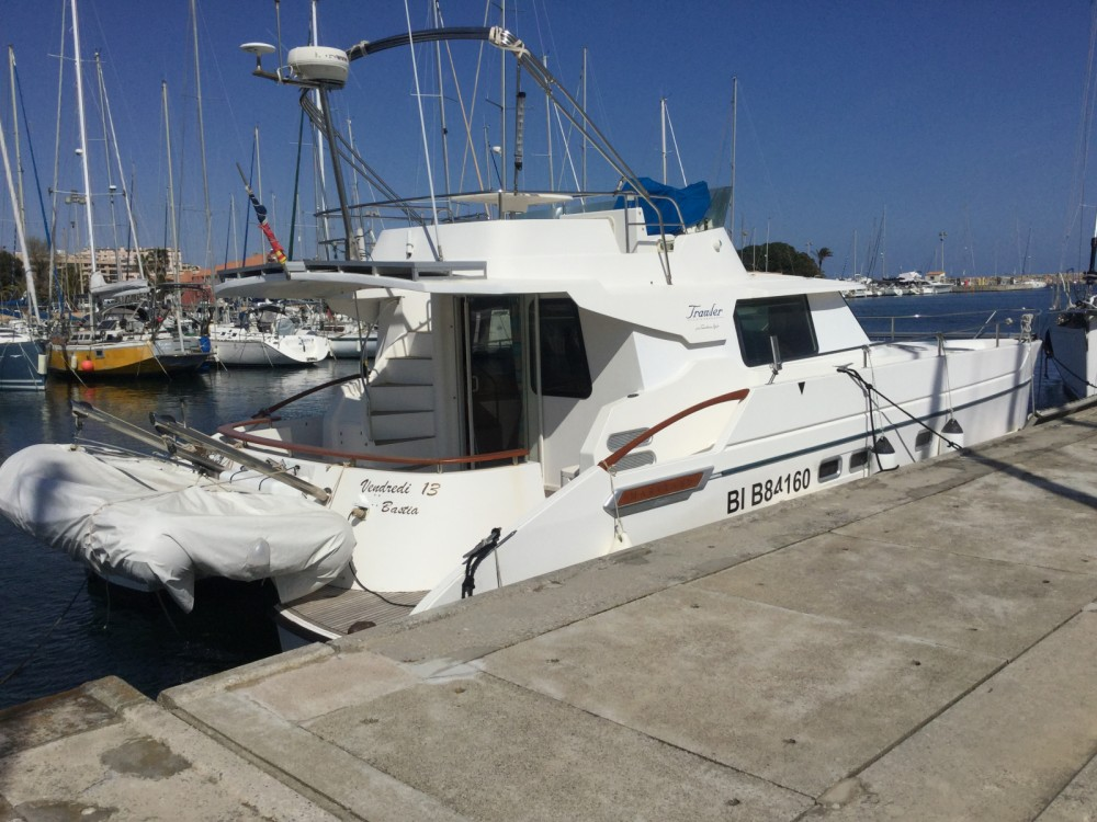 Noleggio yacht Saint-Cyprien - Fountaine Pajot Maryland 37 su SamBoat