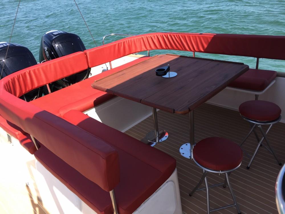 Noleggio Barca a motore con o senza skipper Beacher Lège-Cap-Ferret