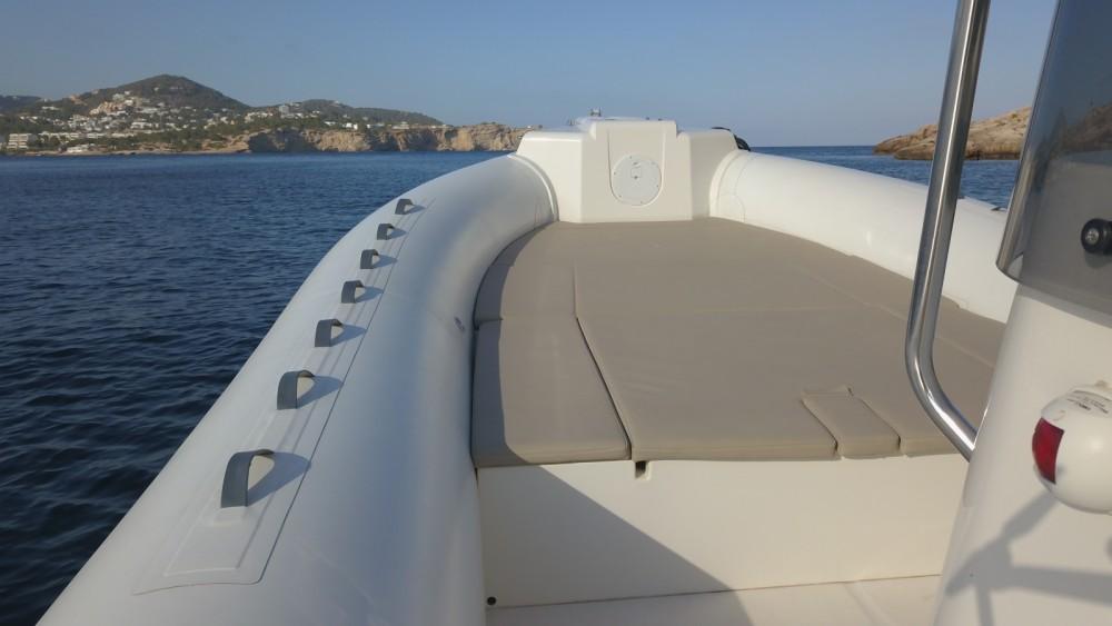 Noleggio barche Eivissa economico Tempest 900 Sun